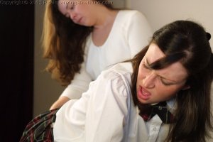 Real Spankings Institute - Donna's Room Inspection - image 6