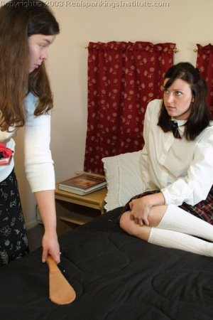 Real Spankings Institute - Donna's Room Inspection - image 8