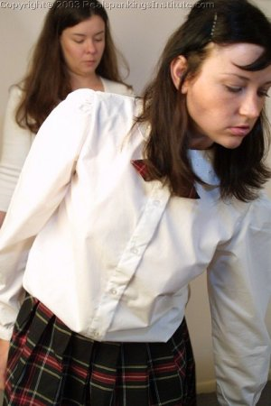 Real Spankings Institute - Donna's Room Inspection - image 10