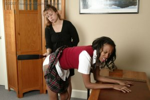 Real Spankings Institute - Janelle's Pink Slip Punishment - image 4