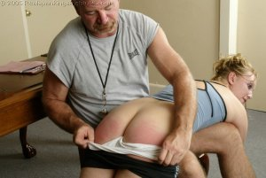 Real Spankings Institute - Brooke's Institute Hand Spanking - image 15