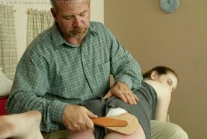 Real Spankings Institute - Bailey's Is Spanked For Missing Class - image 3