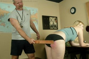 Real Spankings Institute - Taylor Is Spanked By Coach - image 9