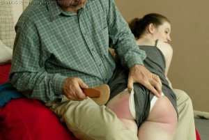 Real Spankings Institute - Bailey's Is Spanked For Missing Class - image 1