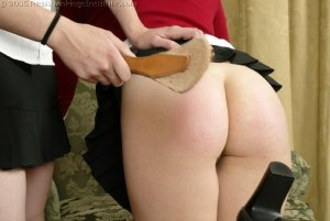 Real Spankings Institute - Sarah Is Spanked For Her Tardiness - image 6