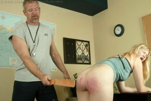 Real Spankings Institute - Taylor Is Spanked By Coach - image 7