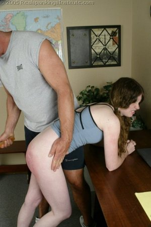 Real Spankings Institute - Bailey Spanked By Coach - Part 2 - image 8