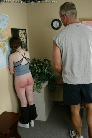 Real Spankings Institute - Bailey Spanked By Coach - Part 2 - image 12