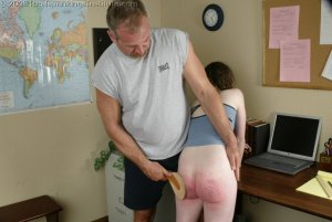 Real Spankings Institute - Bailey Spanked By Coach - Part 2 - image 7