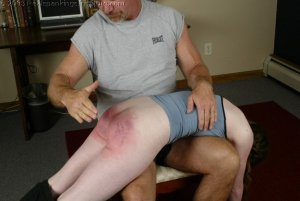 Real Spankings Institute - Bailey Spanked By Coach - Part 1 - image 17