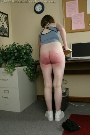 Real Spankings Institute - Bailey Spanked By Coach - Part 2 - image 11