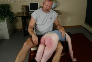 Real Spankings Institute - Bailey Spanked By Coach - Part 1 - image 1