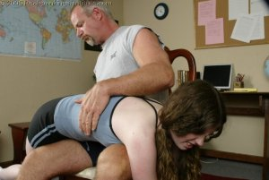 Real Spankings Institute - Bailey Spanked By Coach - Part 1 - image 16