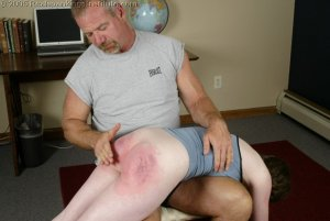Real Spankings Institute - Bailey Spanked By Coach - Part 1 - image 7