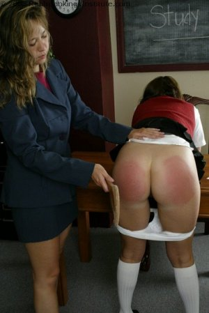 Real Spankings Institute - Charlie Is Spanked For No Homework - image 3