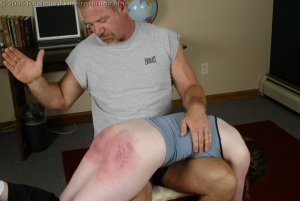 Real Spankings Institute - Bailey Spanked By Coach - Part 1 - image 11