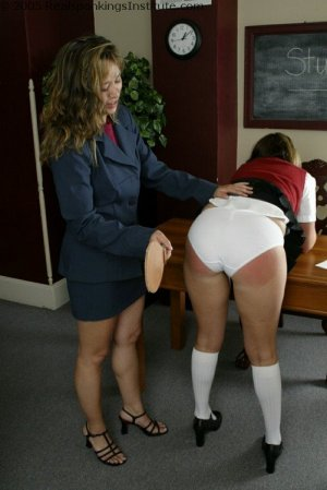 Real Spankings Institute - Charlie Is Spanked For No Homework - image 17