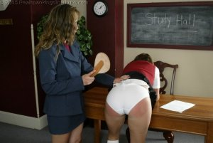 Real Spankings Institute - Charlie Is Spanked For No Homework - image 12