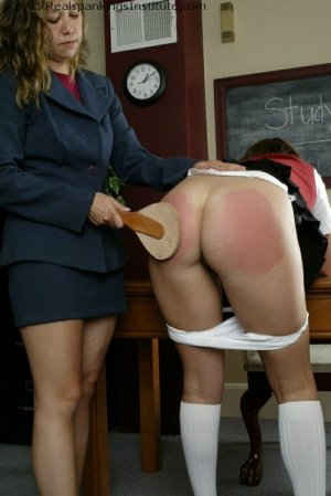 Real Spankings Institute - Charlie Is Spanked For No Homework - image 9