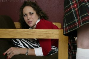 Real Spankings Institute - Jasmine Spanked For Skipping Class - image 3