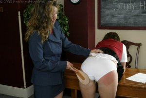 Real Spankings Institute - Charlie Is Spanked For No Homework - image 10