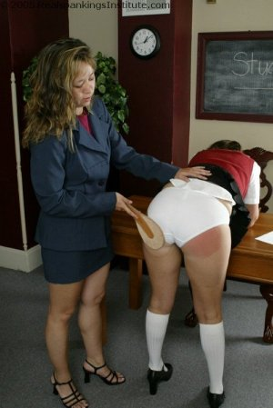 Real Spankings Institute - Charlie Is Spanked For No Homework - image 15