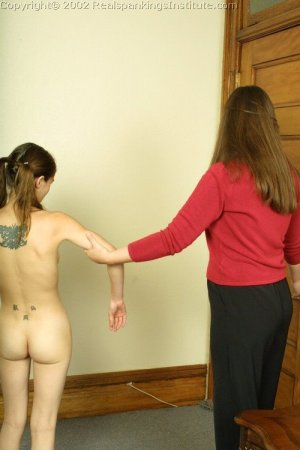 Real Spankings Institute - Misty Punished - image 3