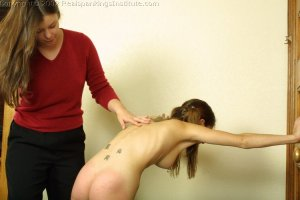 Real Spankings Institute - Misty Punished - image 6