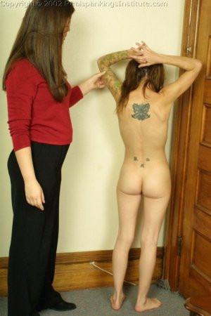 Real Spankings Institute - Misty Punished - image 16