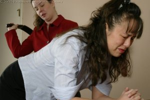 Real Spankings Institute - Cindy's Meeting With Lady D - image 1