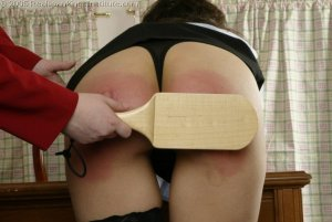 Real Spankings Institute - Cindy's Meeting With Lady D - image 6