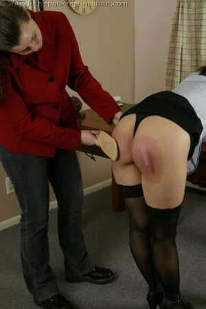 Real Spankings Institute - Cindy's Meeting With Lady D - image 2