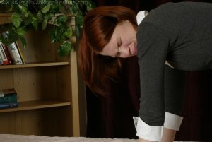 Real Spankings Institute - Michelle & Kailee Spanked - image 8