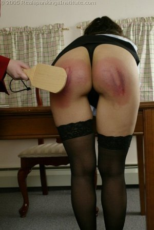 Real Spankings Institute - Cindy's Meeting With Lady D - image 17