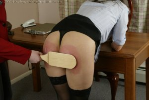 Real Spankings Institute - Cindy's Meeting With Lady D - image 3