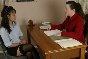 Real Spankings Institute - Cindy's Meeting With Lady D - image 7