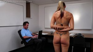 Real Spankings Institute - Gena's Arrival To The Institute - image 5