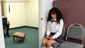 Real Spankings Institute - Disrespecting A Staff Member Gets You In Big Trouble (part 1 Of 4) - image 5