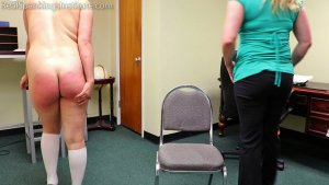 Real Spankings Institute - Stella's Naked Punishment (part 1 Of 2) - image 7