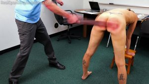 Real Spankings Institute - Gena's Arrival To The Institute - image 7