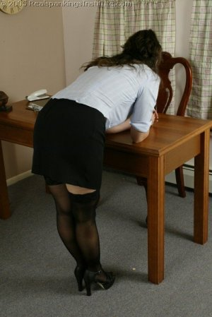 Real Spankings Institute - Cindy's Meeting With Lady D - image 18
