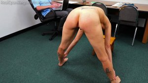Real Spankings Institute - Gena's Arrival To The Institute - image 12