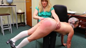 Real Spankings Institute - Stella's Naked Punishment (part 1 Of 2) - image 2