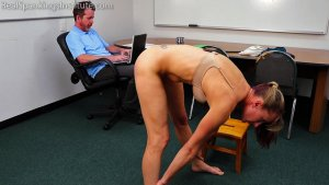 Real Spankings Institute - Gena's Arrival To The Institute - image 11