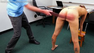 Real Spankings Institute - Gena's Arrival To The Institute - image 3