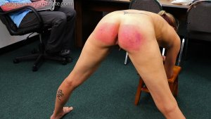 Real Spankings Institute - Gena's Arrival To The Institute - image 6