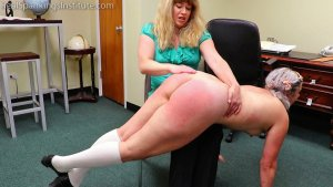 Real Spankings Institute - Stella's Naked Punishment (part 1 Of 2) - image 10