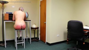 Real Spankings Institute - Stella's Naked Punishment (part 1 Of 2) - image 8