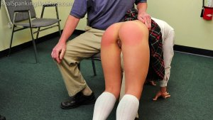Real Spankings Institute - Dakota: Punished By The Dean & Miss Betty (part 1 Of 3) - image 10