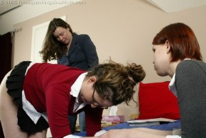 Real Spankings Institute - Chelsea's Hard Caning - image 10